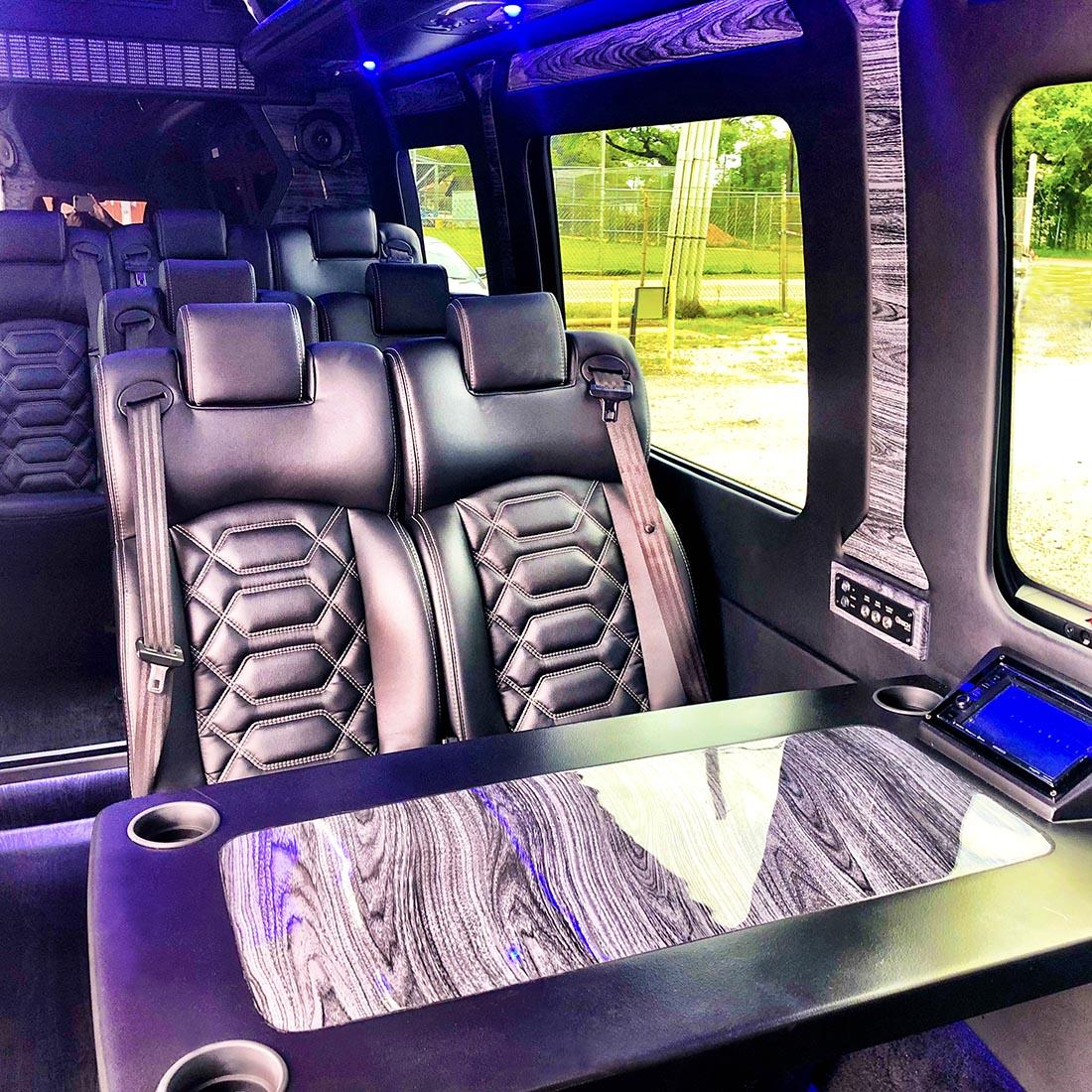 Luxury Coach Charter Fleet Charter Bus Transportation Hotard
